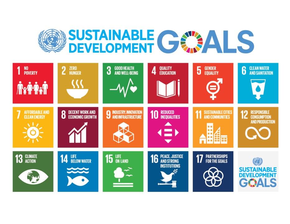 De 17 globala målen