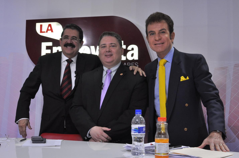 Zelaya och Nasralla